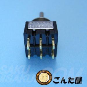 ONOFFON2回路スイッチ